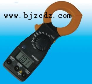 式漏电流钳形万用表 用途:所有低压配电网工作中测量