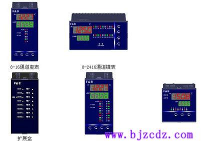 万能信号输入多通道巡检仪yh.66-xmd5000