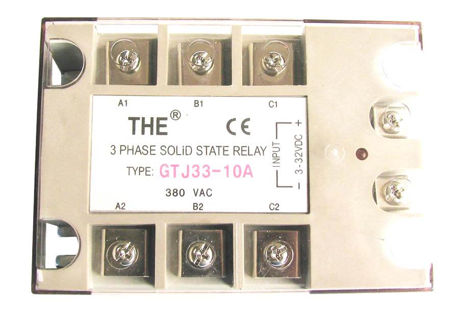 安装式三相交流固态继电器
